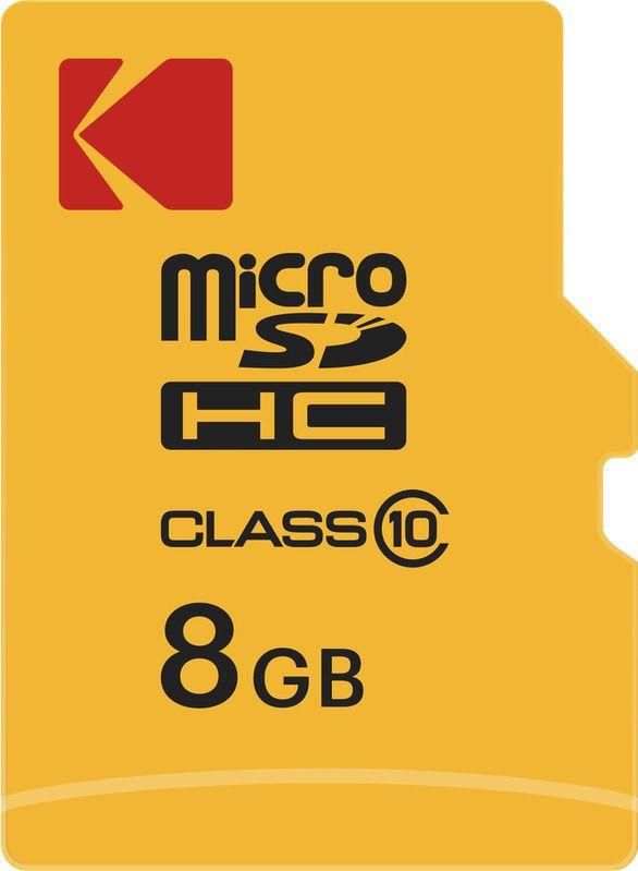 kodak microsdhc10 8gb
