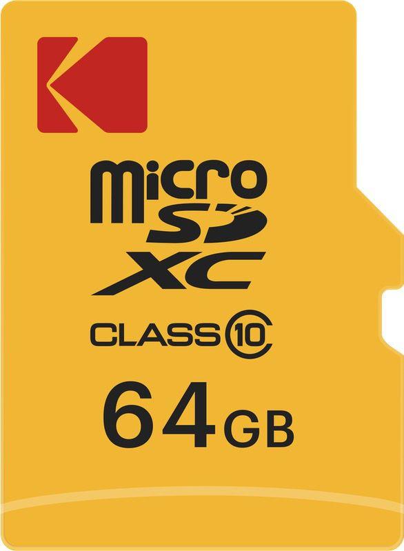 kodak microsdxc10 64gb