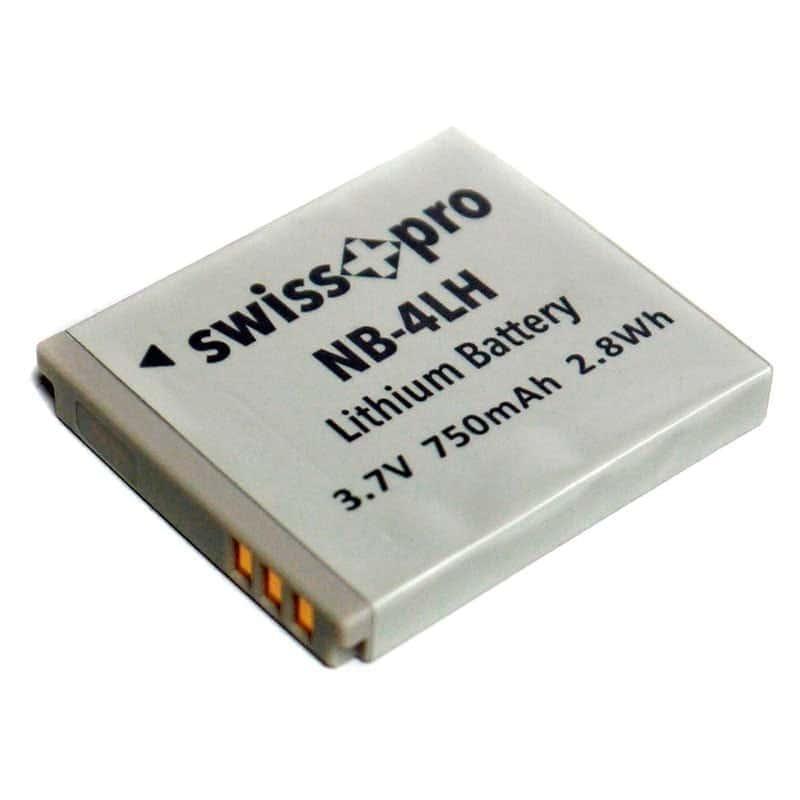 swiss pro bateria nb 4lh
