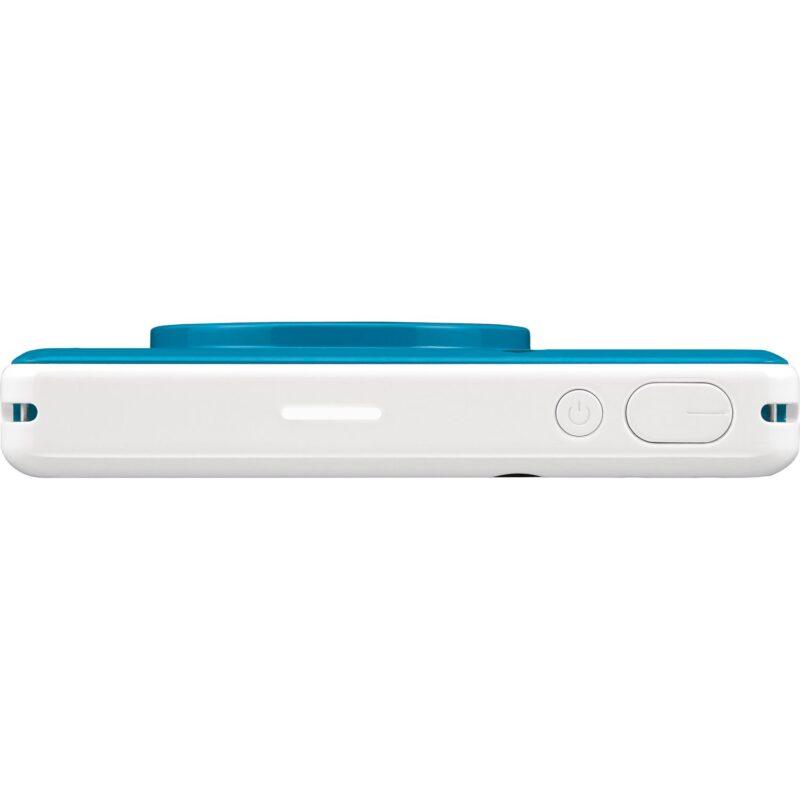 swiss pro camara impresora instantanea canon zoemini c azul mar 1