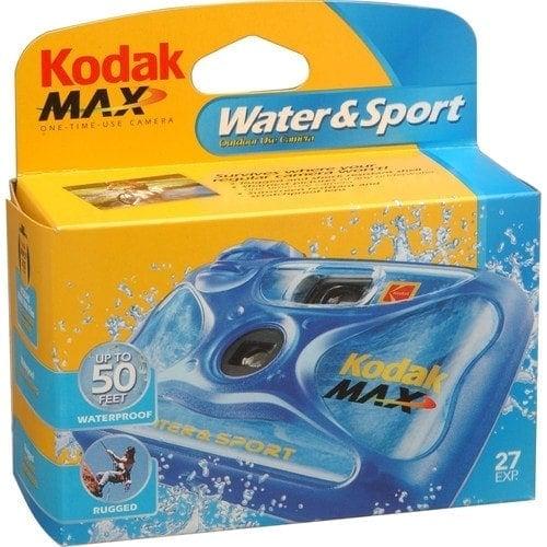 swiss pro camara uno solo uso kodak ultra water sport 27 800 27