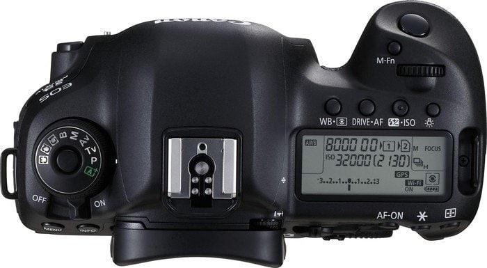 swiss pro cuerpo camara canon eos 5d mark iv 3