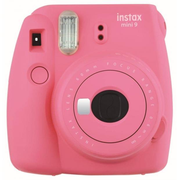 swiss pro instax mini 9 flamingo pink 01