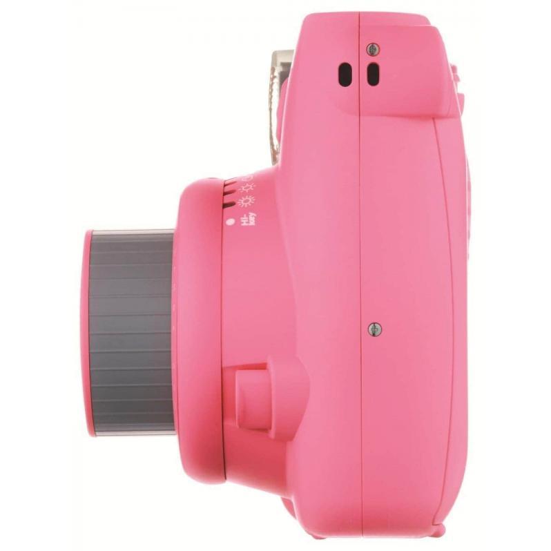 swiss pro instax mini 9 flamingo pink 05