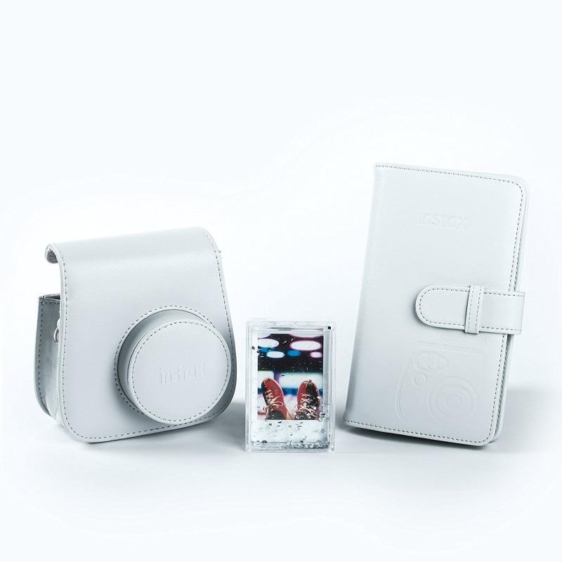 swiss pro kit accesorios para fuji instax mini 9 blancoahumado