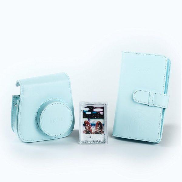 swiss pro kit accesorios para fuji instax mini 9 blueice