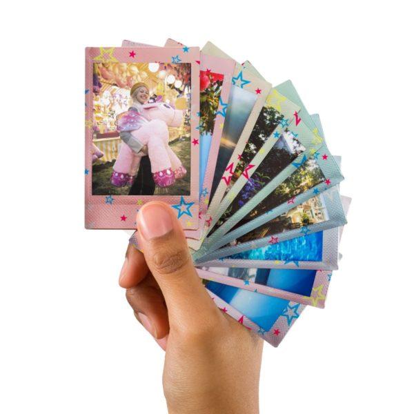 swiss pro pelicula instantanea fuji instax mini shiny star ww 1 1x10 fotos 1