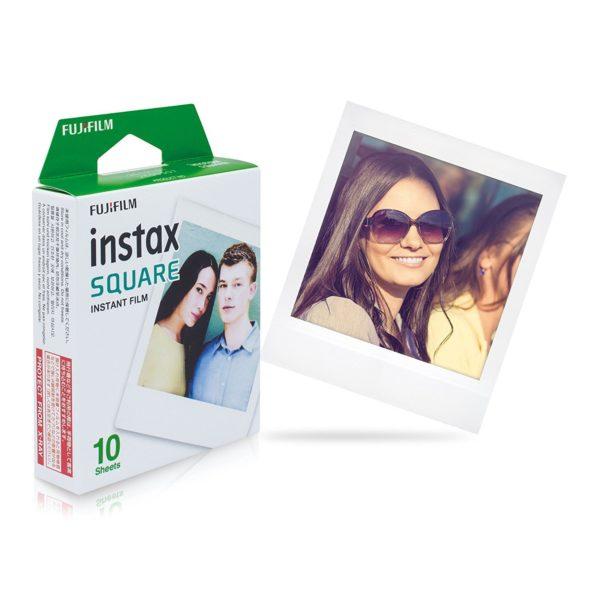 swiss pro pelicula instantanea fuji instax square ww 1 1x10 fotos 1