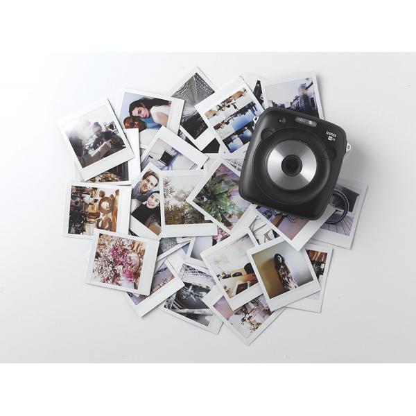 swiss pro pelicula instantanea fuji instax square ww 1 1x10 fotos 2