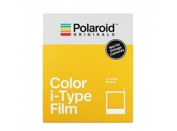 swiss pro pelicula instantanea polaroid itype color
