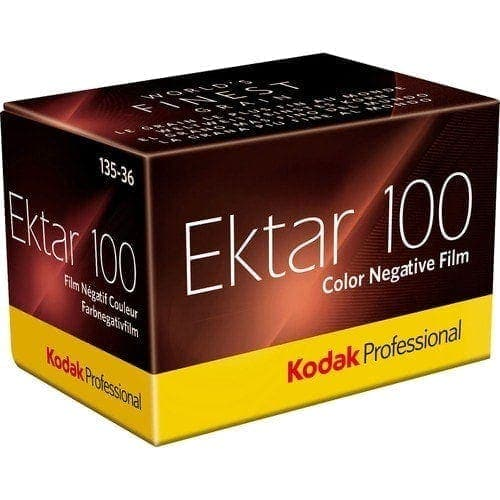 swiss pro pelicula para fotos a color 35mm kodak ektar 100 135 36