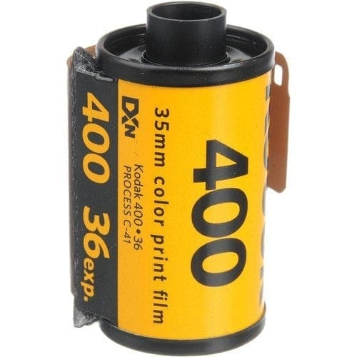 swiss pro pelicula para fotos a color 35mm kodak ultra max gc 400 36 1