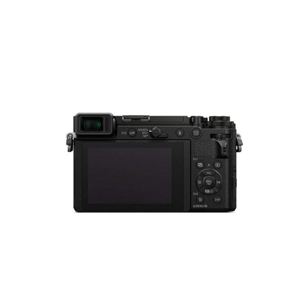 Cámara Evil, sin espejo - Panasonic Lumix GX9EC-K Cuerpo Negra + 25mm F1.7 (sds)