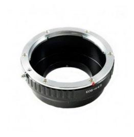 swiss pro adaptador objetivo fti micro 43 canon eos
