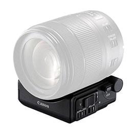 swiss pro adaptador zoom canon pz e1 motorizado