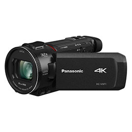 swiss pro camara video panasonic vxf1eg k negra sds