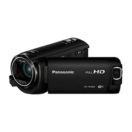 swiss pro camara video panasonic w580eg k negra sds