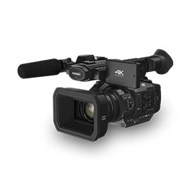swiss pro camara video panasonic x1e negra sds