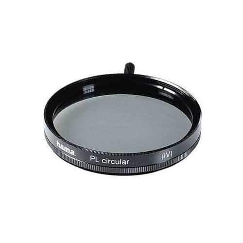 swiss pro filtro circular polarizador 77mm hama