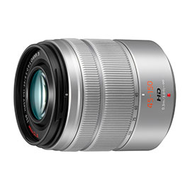 swiss pro objetivo panasonic 45 150mm f4.0 5.6 52mm telefoto zoom plata