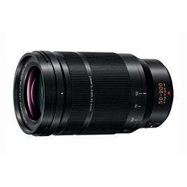 swiss pro objetivo panasonic 50 200mm f2.8 4 52mm telefoto