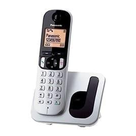 swiss pro telefono inalambrico panasonic tgc210 gris con base