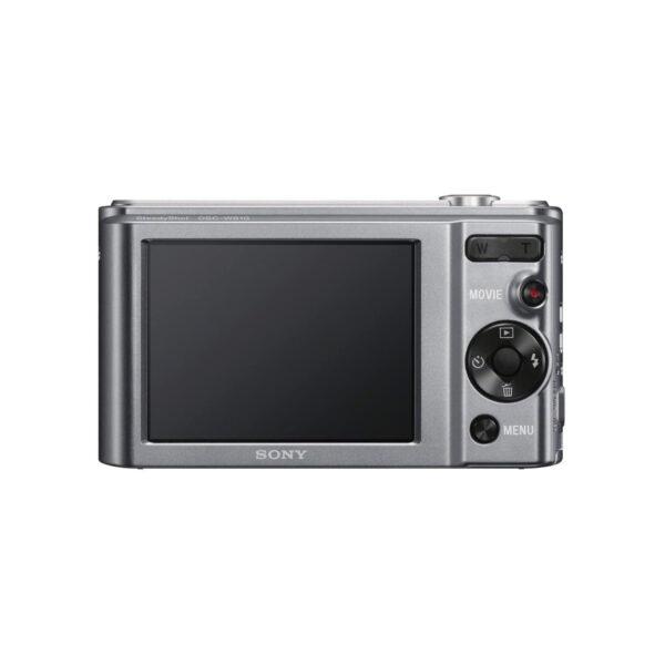 Cámara Compacta Sony DSC-W810 Plata
