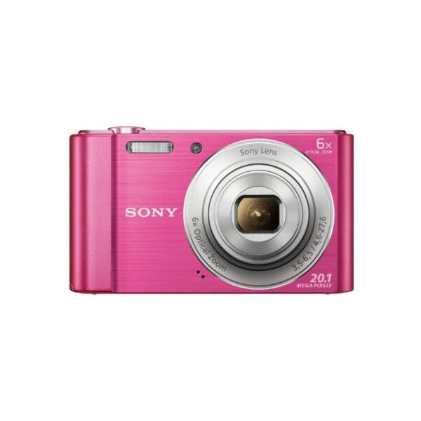 Cámara Compacta Sony DSC-W810 Rosa