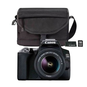 canon-eos-eos-250D+EF-S-18-55mm-IS-STM-Negra-Kit-Bolso+SD-16gb