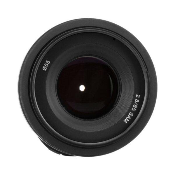 Objetivo Sony 85mm F2,8 SAM
