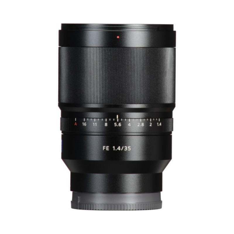 Objetivo Sony FE 35mm F1,4 ZA