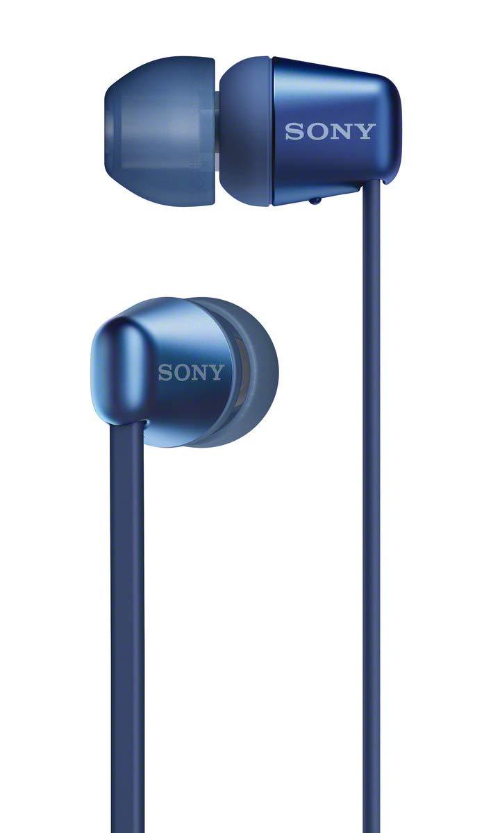 swiss pro auricular bluetooth sony wi c310 autonomia 15 h azul 1