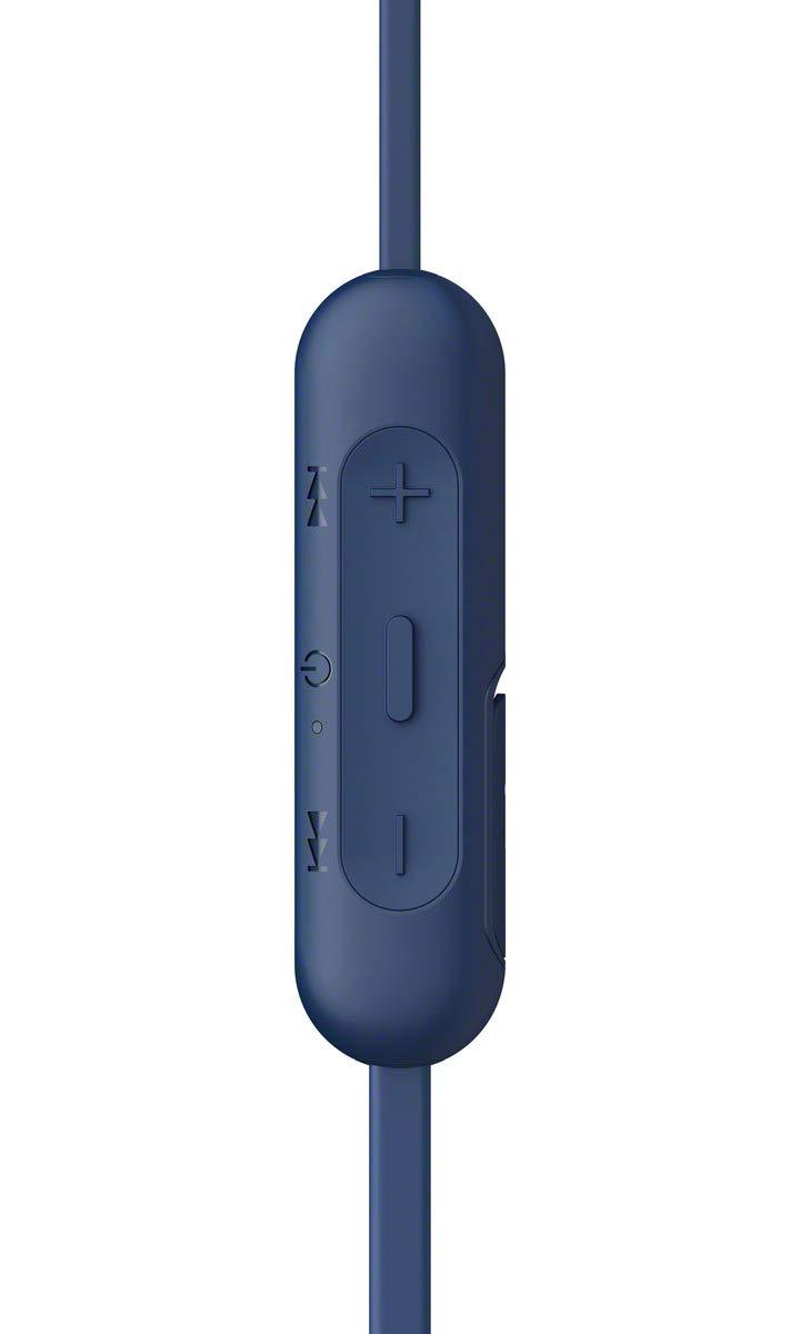 swiss pro auricular bluetooth sony wi c310 autonomia 15 h azul 3