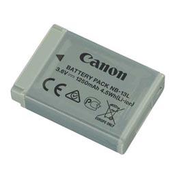 swiss pro bateria nb 13l canon