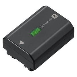 swiss pro bateria sony infolithium np fz100 72v 2280mah serie z