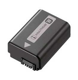 swiss pro bateria sony infolithium serie w npfw50