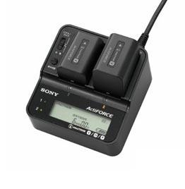 swiss pro cargador baterias sony adaptador ac