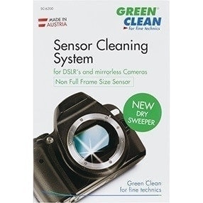swiss pro limpieza green clean sc 6200 kit sensor