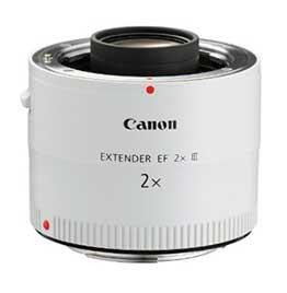 swiss pro objetivo mutiplicador canon ef 2.0x iii