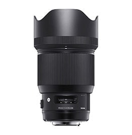 swiss pro objetivo sigma canon pro 85mm f1.4 dg af hsm art