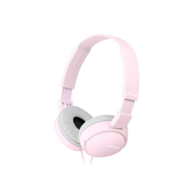 Auricular - Sony MDR-ZX110 Rosa 12Hz-22kHz, 24 ohmios, cable 1,2 mts