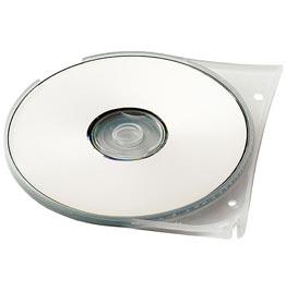 swiss pro archivador para cddvd ap digibox 20 cdclip de recambio