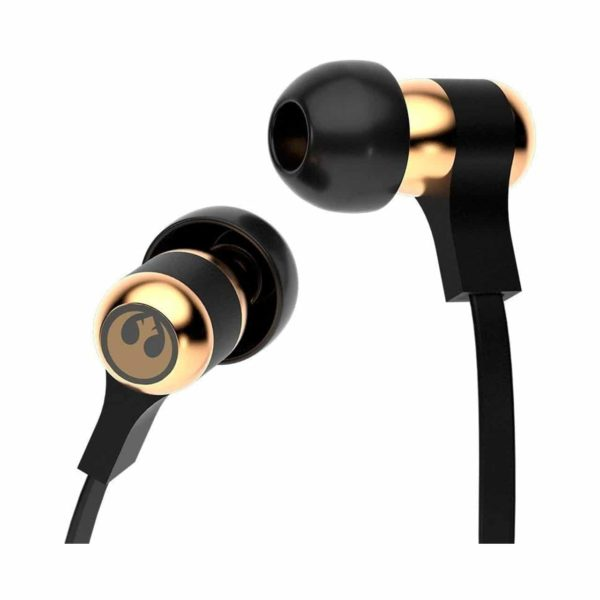 swiss pro auricular tribe star wars resistance gold 20hz 20khz 16 ohmios cable 12 mts 0001 17684