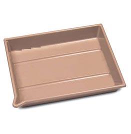 swiss pro bandeja revelado ap 24x30 cm crema