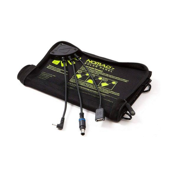 swiss pro cargador baterias solar goalzero nomad 7 0001 GZ 12301