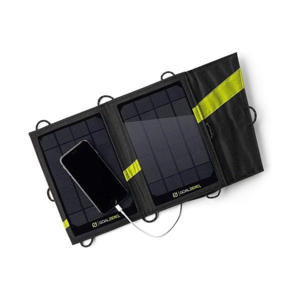 swiss pro cargador baterias solar goalzero nomad 7 0002 GZ 12301