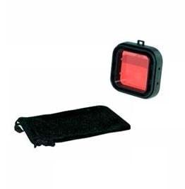 swiss pro filtro subacuatico action outdoor rojo deluxe marco negro