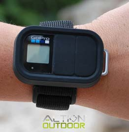 swiss pro funda action outdoor silicona para mando tipo gopro negro