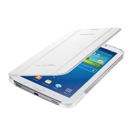 swiss pro funda tablet samsung tab 3 7 book cover blanco