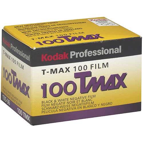 swiss pro pelicula blanco y negro 35mm kodak t max 100 36